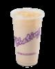Chatime cup with jasmine green milk tea