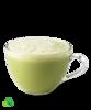 macha green tea latte