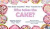 Who Takes the Cake Poster