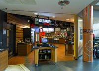 Inside Brubakers Kitchen