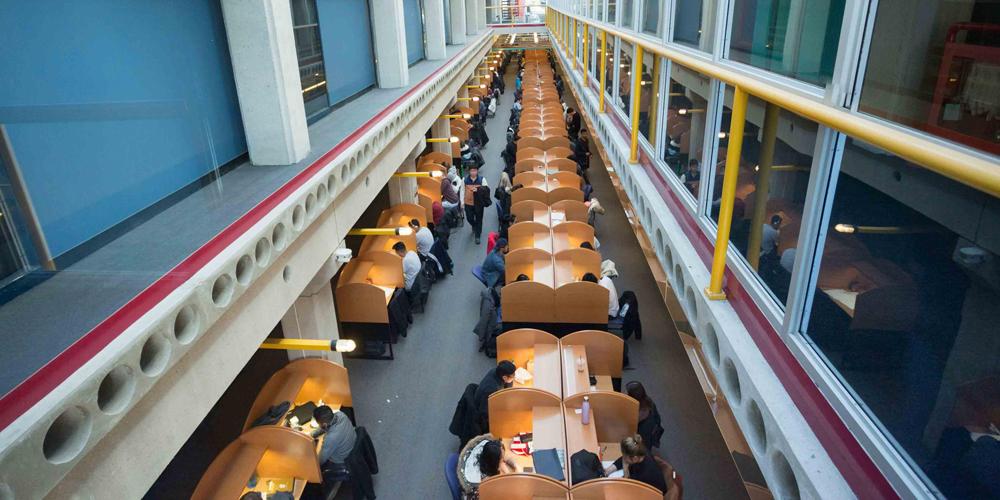 Davis centre study area