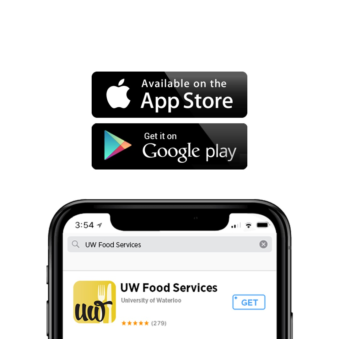 UW Food Services App
