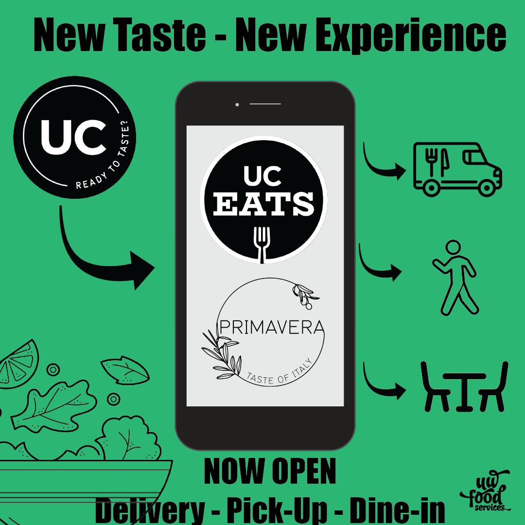 UC Now open