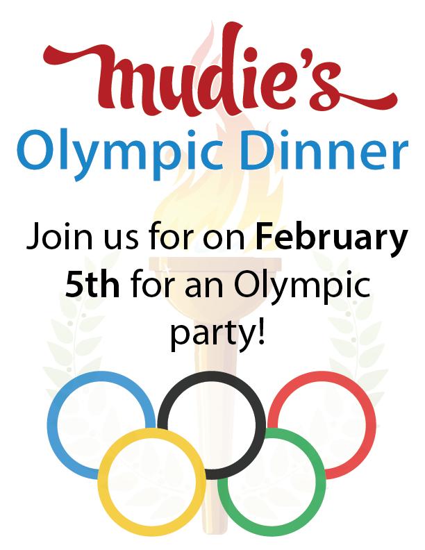 Olympic Dinner