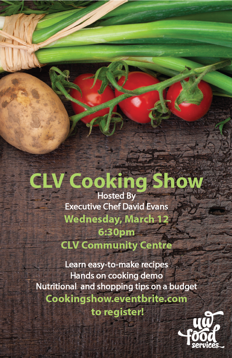CLV Cooking Show