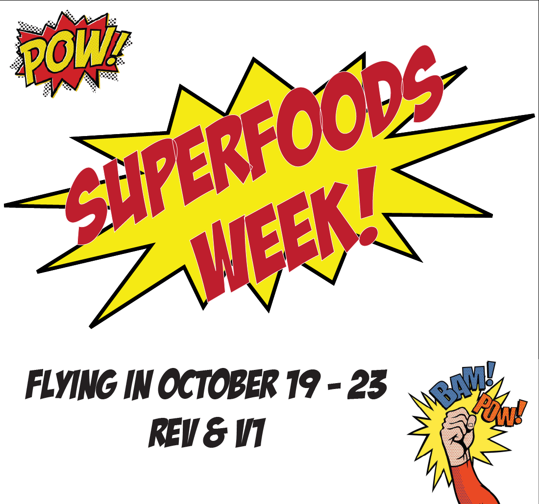 Superfoods week October 19-25 REV & V1