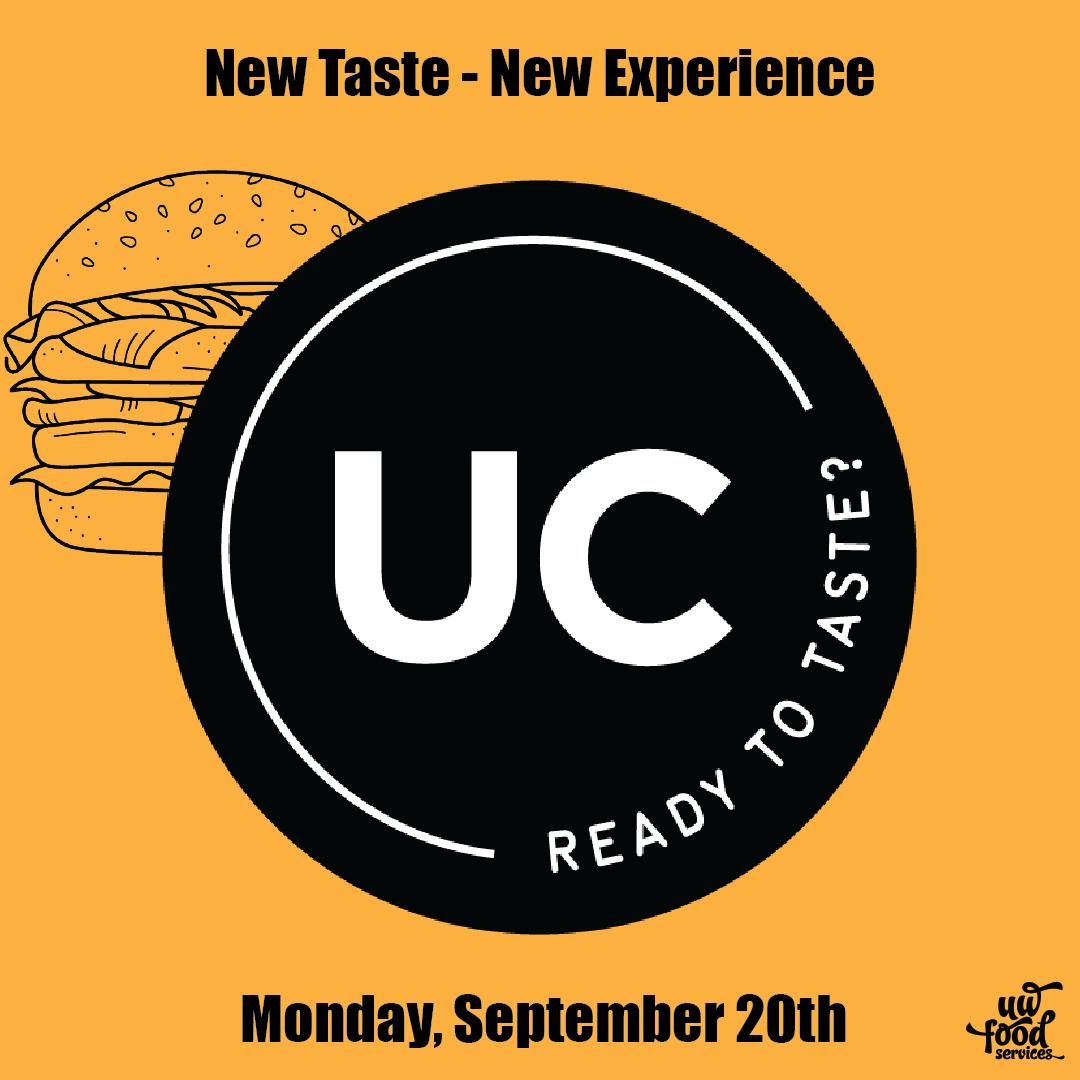 The UC logo
