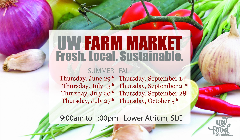 Farm Market Poster