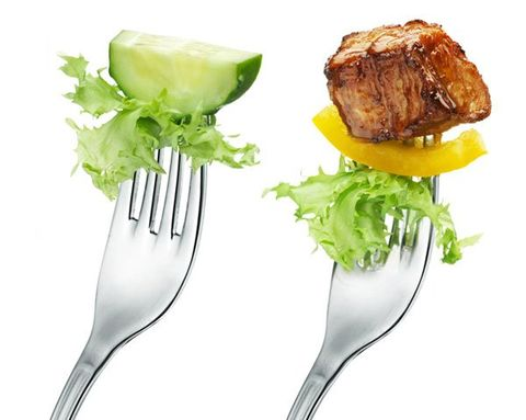 Plant VS Meat