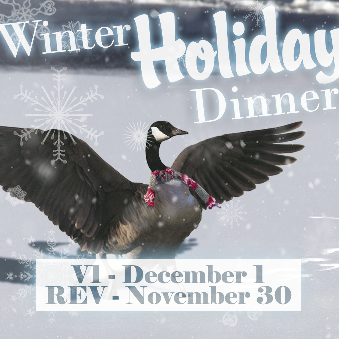Winter Holiday Dinner REV November 30th, V1 December 1