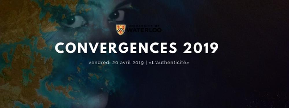 Convergences Poster 2019