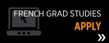 Apply to French Graduate Studies