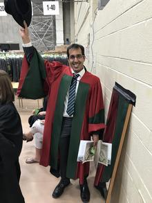 Vivek Ramakrishnan, PhD