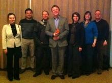 Kanstantsin - Faculty Award