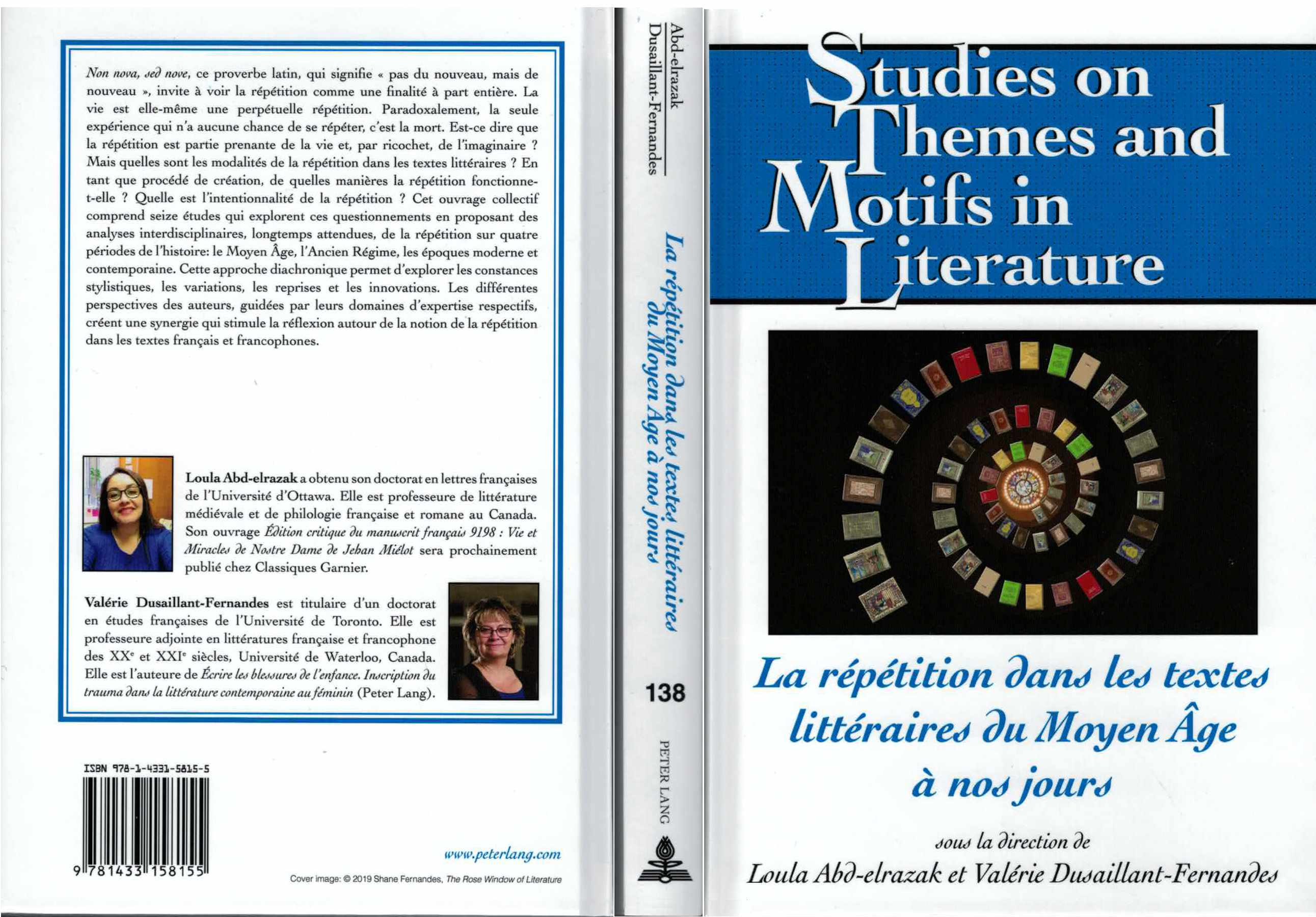 Studies on Themes and Motifs in Literature