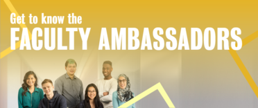 link to faculty ambassadors