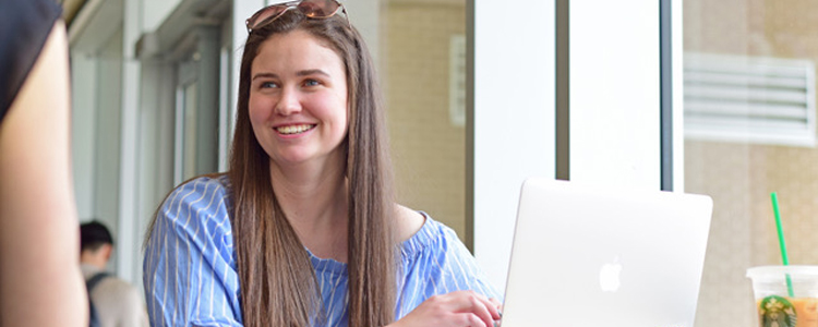 A student in the Biotechnology CPA program at the University of Waterloo.