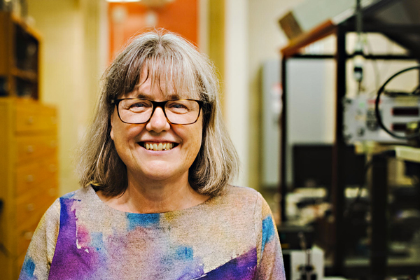Nobel Prize winner Donna Strickland