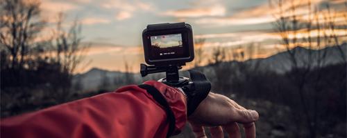 A body camera.