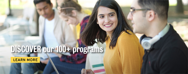 Discover our 100+ programs