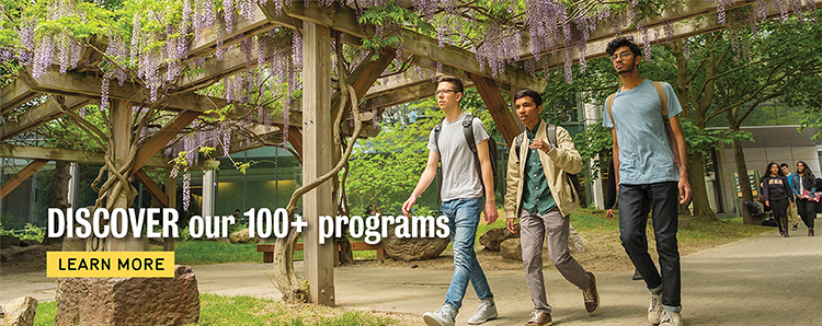 Learn about Waterloo's programs