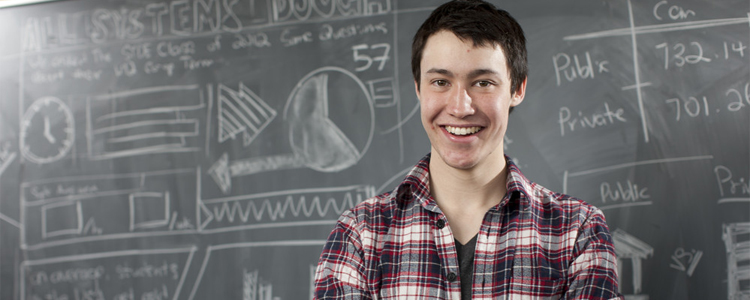 A Systems Design Engineering student at the University of Waterloo.