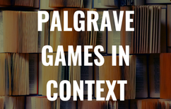 Palgrave Games In Context