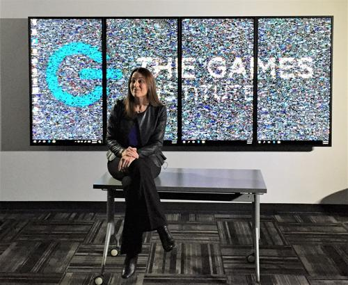 Presenting the Games Institute
