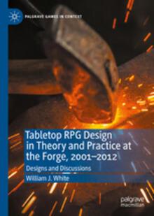 Tabletop RPG Design book cover
