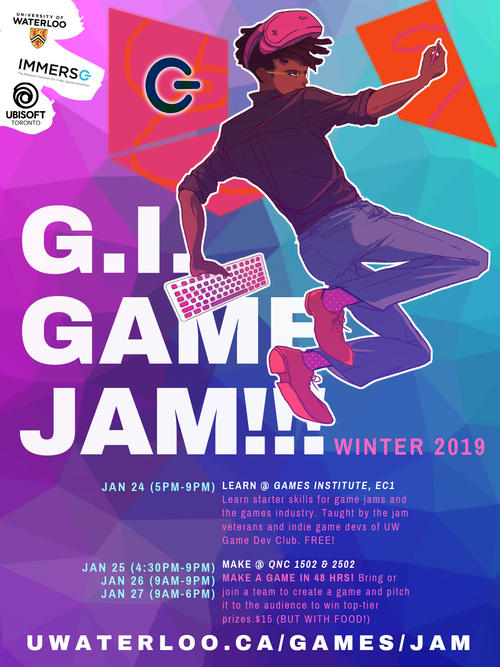 GI Jam Winter 2019