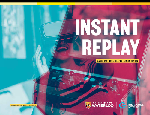 Instant Replay F'19 Cover art