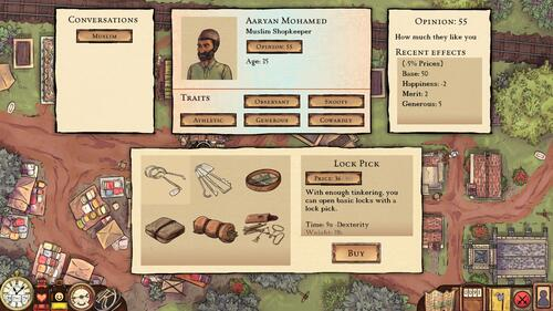 Kim game screenshot