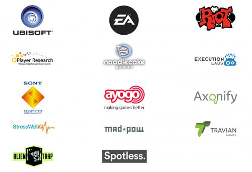 SWaGUR industry partner logos