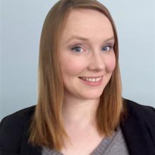 Kirsten Smiling