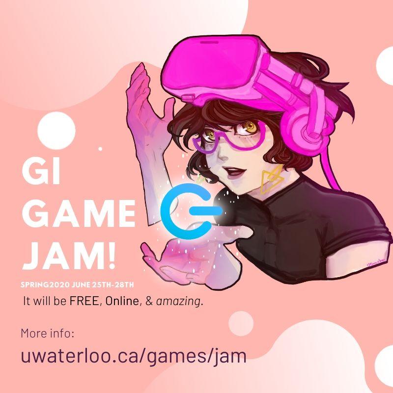 GI Game Jam Poster