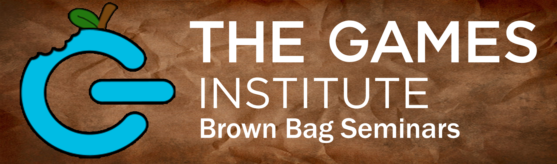 The Games Institute Logo banner
