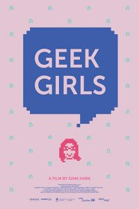 Geek Girls theatrical poster