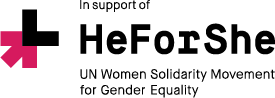 he for she campaign logo