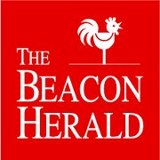 The Stratford Beacon Herald logo.