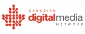 Canadian Digital Media Network logo