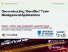 Deconstructing 'Gamified' Task-Management Applications