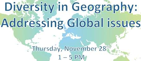 Divesity in Geography: Addressing Global Issues