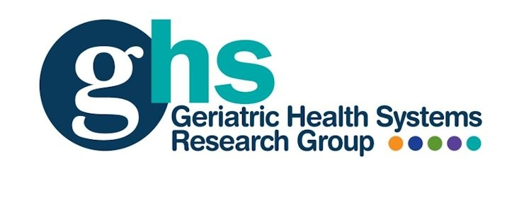 GHS Geriatric Health Systems Group logo.