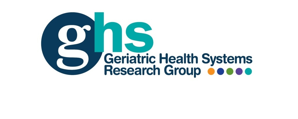Geriatric Health Systems (GHS) Research Group logo