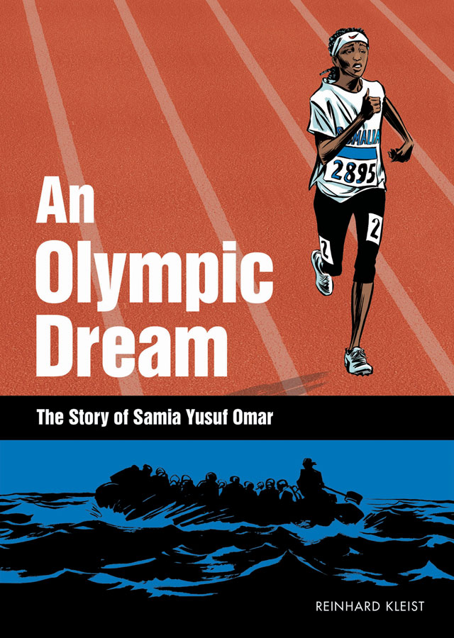 Reinhard Kleist's An Olympic Dream