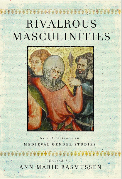 Picture of the cover of Rivalrous Masculinities