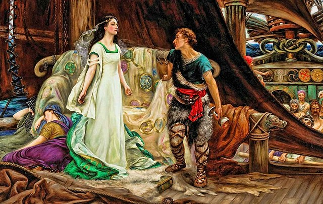 Picture of Tristan and Isolde