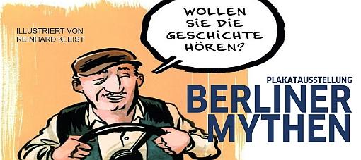 Berliner Mythen von Reinhard Kleist