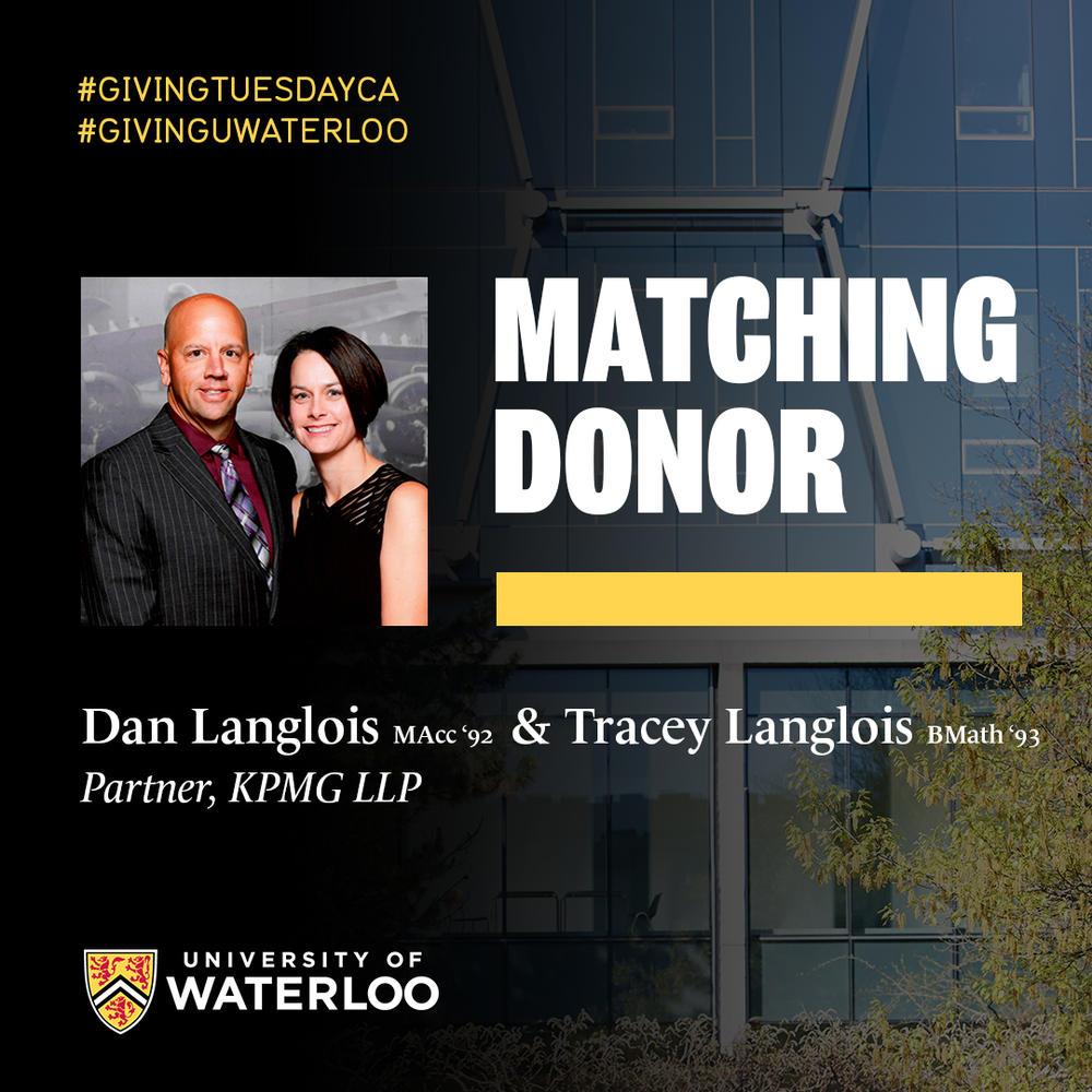 Dand and Tracey Langlois