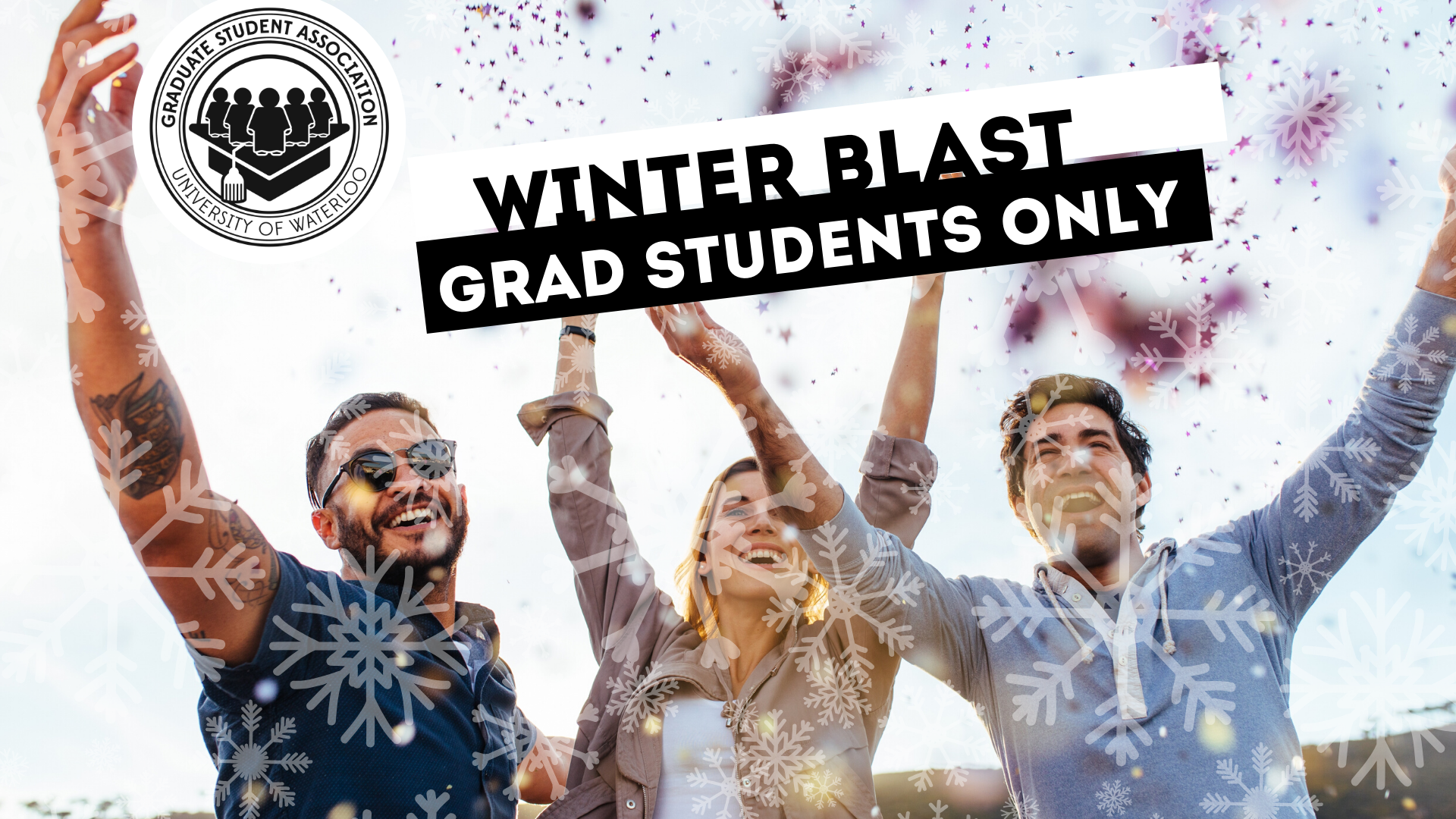 GSA Winter Blast Gradaute Student Party